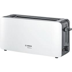 Bosch TAT6A001 ComfortLine műanyag fehér-sötétszürke kenyérpirító