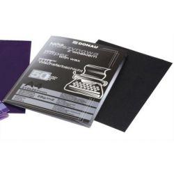 DONAU A4 gépi fekete indigó (50 lap)