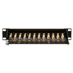 Digitus 10'' CAT5e 12-portos S/FTP patch panel