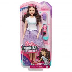 Mattel Barbie Princess Adventure Renee hercegnő