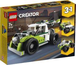 LEGO® (31103) Creator Rakétás teherautó