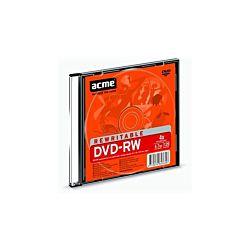 Acme 4,7GB 4x vékony tok DVD-RW lemez