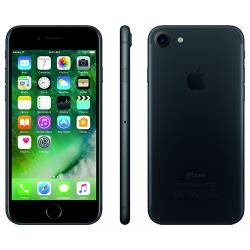Apple iPhone 7 128GB Black mobiltelefon