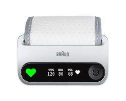 Braun iCheck 7 Bluetooth fehér csuklós automata vérnyomásmérő