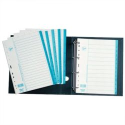 ESSELTE A4 A-Z karton fehér regiszter
