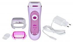 Braun LS 5360 rózsaszín női borotva