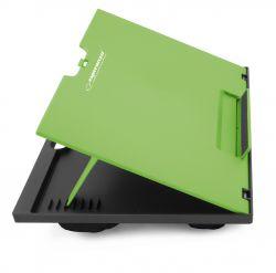 """Esperanza EA154G KUKENAN 17"""" állítható zöld notebook állvány"""
