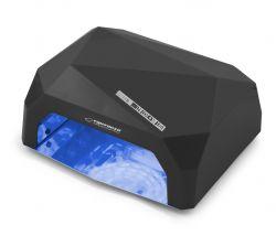Esperanza EBN002K ONYX 36W 12 LED Körömlakkszárító műkörömépítő lámpa