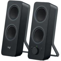 Logitech Z207 Bluetooth Speaker 10W 2.0 fekete hangfal