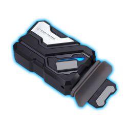 Esperanza EGC103 NORTE LED USB fekete notebook hűtő