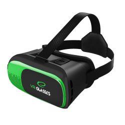 """Esperanza EGV300 Virtual Reality 3.5"""" - 6"""" fekete-zöld 3D VR szemüveg"""