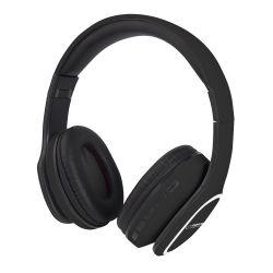 Esperanza EH213K DANCE Bluetooth 5.0 fekete vezeték nélküli mikrofonos fejhallgató