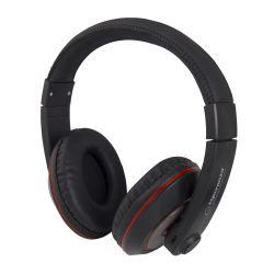 Esperanza EH216K TIMBRE Bluetooth 5.0 fekete-piros vezeték nélküli mikrofonos fejhallgató