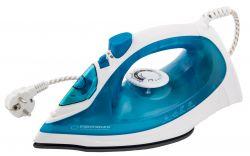 Esperanza EHI002 SLIDER 2200W fehér/kék gőzölős vasaló