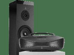Energy Sistem EN 428038 Multiroom Duo Pack 60 W, 60 - 20000 Hz fekete hálózati lejátszó és hangfal csomag