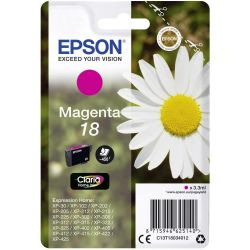 Epson T1803 3,3ml magenta tintapatron