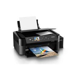EPSON L850 MFP NY/M/S színes, USB, A4 37 lap/perc FF 5760x1440 dpi Tintasugaras nyomtató
