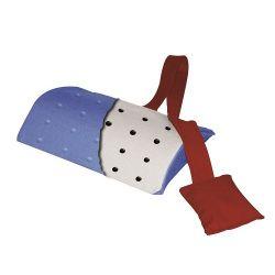 Alvital GYVA02 kék mágneses gyógyháttámasz