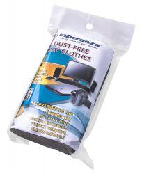 Esperanza ES108 Dust-Free fehér száraz pormentes törlőkendő (24db)