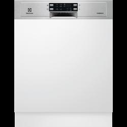 Electrolux ESI5545LOX AirDry ezüstszürke beépíthető mosogatógép