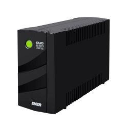 Ever DUO 550 AVR USB 550 VA 330 W 4 AC szünetmentes tápegység
