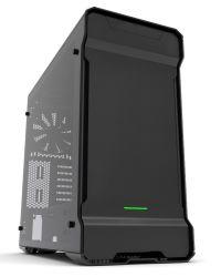 Phankteks Enthoo Evolv ATX Flow Edition Edzett üveg Fekete Számítógépház