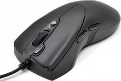 A4-TECH X-738BK 3200DPI fekete gamer egér