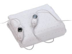 Solac CT 8625 120W, 4 fokozat fehér elektromos ágymelegítő