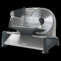 Sencor SFS 4050SS inox/szürke szeletelő