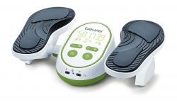 Beurer FM 250 EMS Vital Legs fehér lábmasszírozó készülék