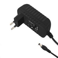 Qoltec 51102 24W 12V 2A 5.5*2.5 fekete univerzális hálózati adapter