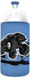 Freewater Monster truck 0,5 l kék kulacs higiénikus műanyagból
