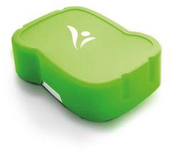 Freewater zöld uzsonnás doboz higiénikus műanyagból