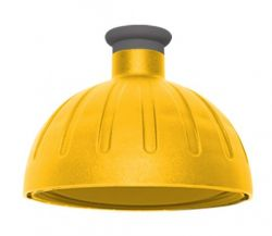 Freewater sárga-antracit kupak Freewater kulacshoz dugóval