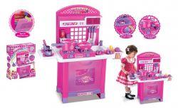 G21 008-55 rózsaszín Superior gyerekkonyha
