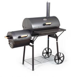 G21 BBQ big fekete grillsütő