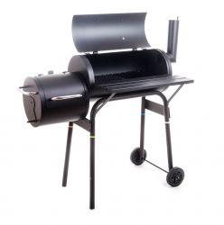 G21 BBQ small fekete grillsütő