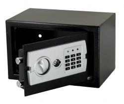 G21 GA-20EU 310x200x200mm, beépíthető fekete-fém digitális széf