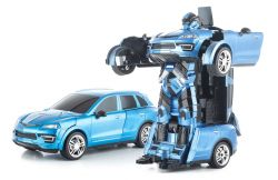 G21 R/C Troopers Fierce kék Sky Evil játék robot