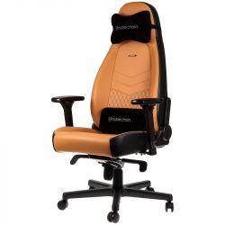 Noblechairs ICON konyak / fekete Gamer szék
