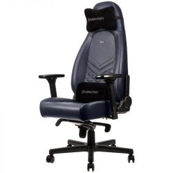 Noblechairs ICON éjkék / grafit Gamer szék