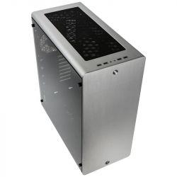 Raijintek Asterion E-ATX Ezüst Edzett üveg számítógépház