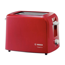 Bosch TAT3A014 piros kenyérpirító