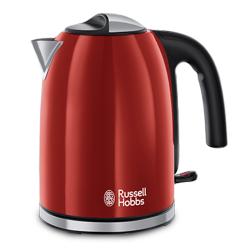 Russell Hobbs 20412-70 Colours+, 1,7L piros vízforraló