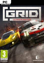Grid Ultimate Edition (PC) játékszoftver