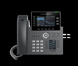 Grandstream GRP 2616 HD 4.3 fekete VoIP telefon