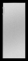 Bomann GS 7317.1 165 L, E, 7,6 kg / 24 óra inox fagyasztószekrény