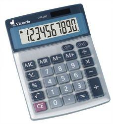 VICTORIA GVA-260 10 számjegyes asztali számológép