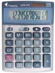 VICTORIA GVA-270 12 számjegyes asztali számológép