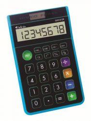 """VICTORIA """"GVA-612K"""", kék 8 számjegyes asztali számológép"""